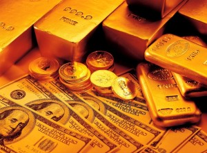 Gold & money