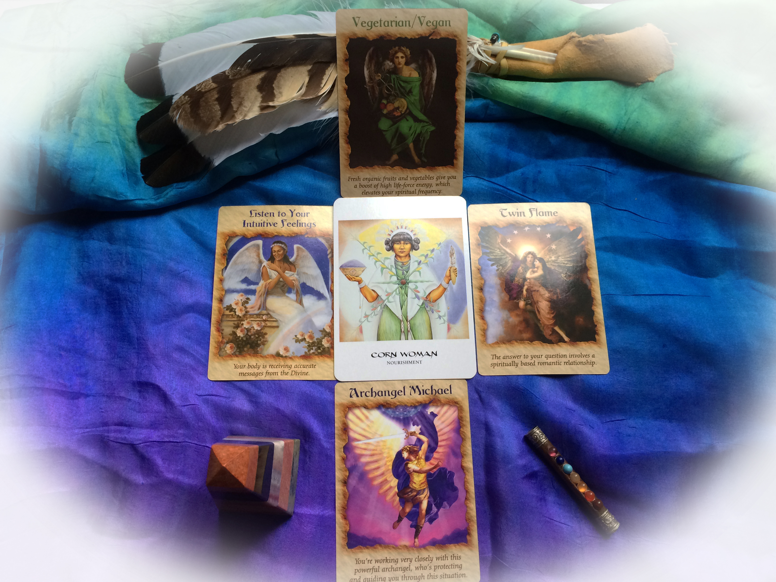 Oracle Reading for April 27 thru May 3 – Journey with Skyridr